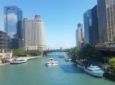 Chicago im Sommer